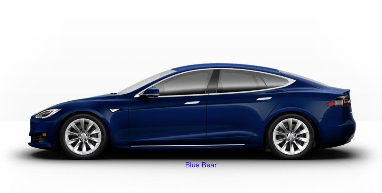 Tesla Model S60D